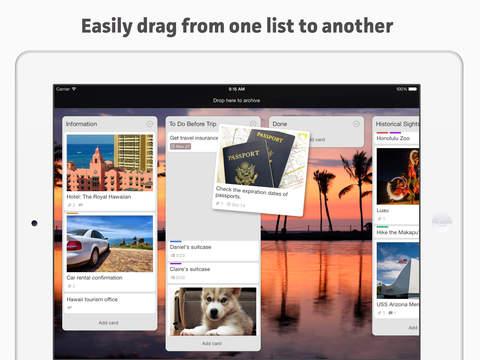 Trello: organize anything! screenshot 8