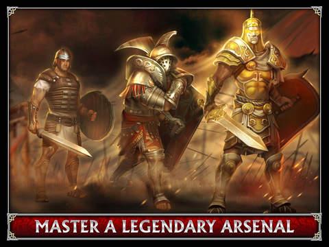 Blood & Glory: Immortals screenshot 9