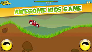 A Tiny Toy Cars Epic Hill Climb Hot Heroes Racing Game For Kids FREE screenshot 1