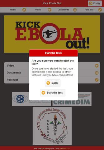 Kick Ebola Out - náhled
