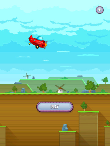 Metal Airplane Race over Skies screenshot 4