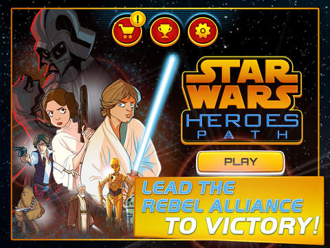 Star Wars - Heroes Path screenshot 6