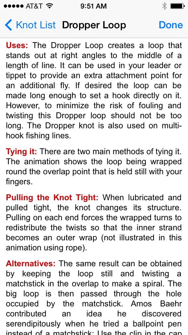 Animated Knots by Grog screenshot 5