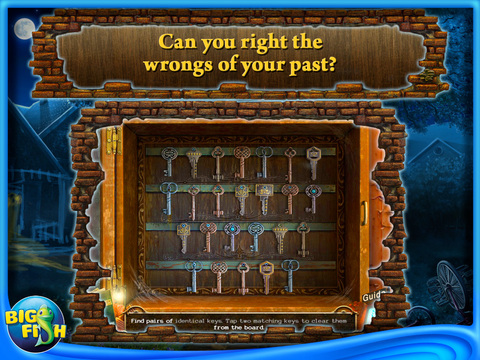 Mysteries of the Mind: Coma HD - A Hidden Object Game with Hidden Objects screenshot 3