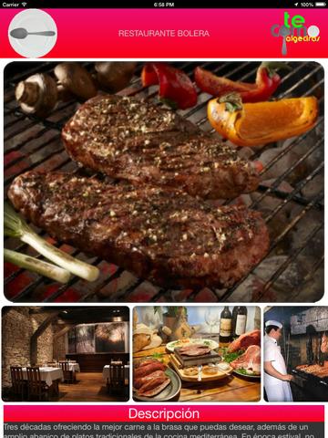 Te Como Algeciras - guía completa de la gastronomía especial screenshot 7