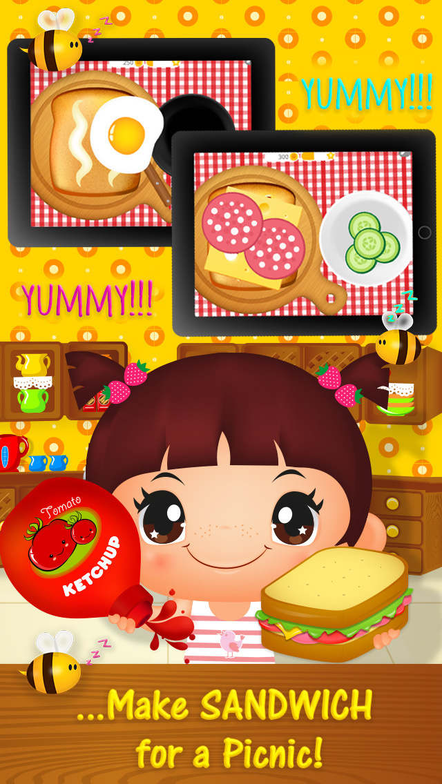 Sweet Little Emma Dreamland 2 - No Ads screenshot 3