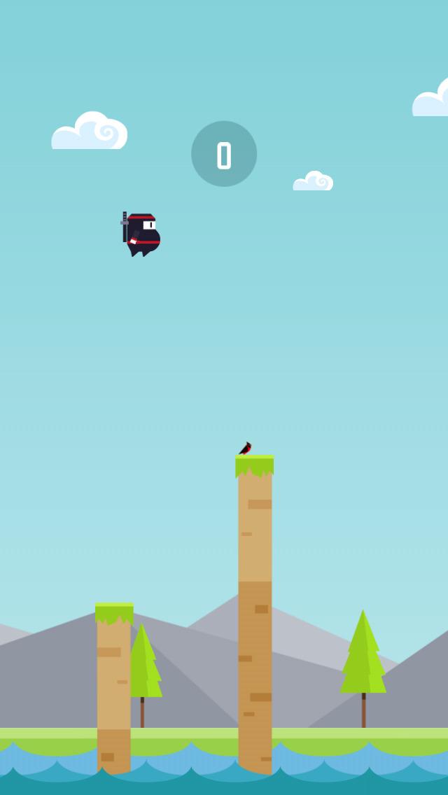 Spring Ninja screenshot 2