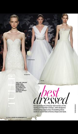 Weddingbells Magazine screenshot 1