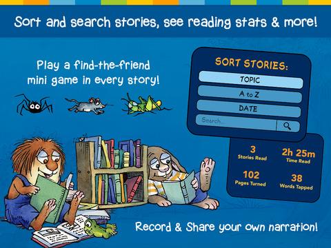 Little Critter Library screenshot 7