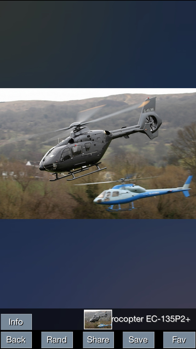 Helicopters Expert screenshot 1