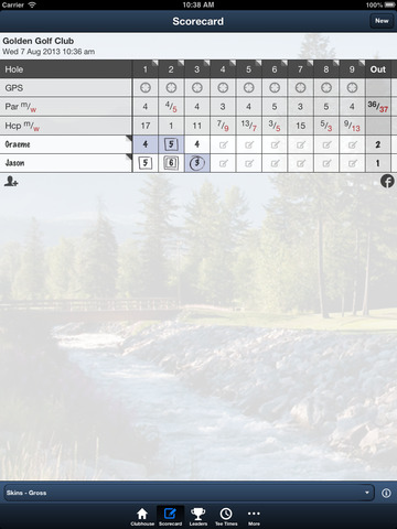 Golden Golf Club screenshot 9