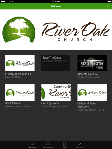 The River Oak Church App screenshot 4