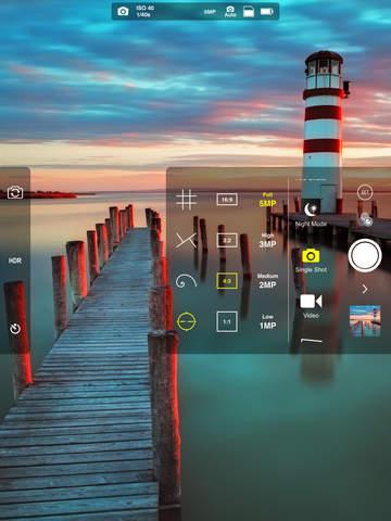 ProCam XL 2 - Camera and Photo / Video Editor screenshot 3
