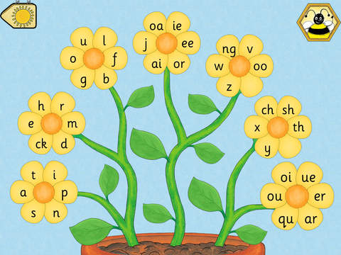 Jolly Phonics Letter Sounds screenshot #2