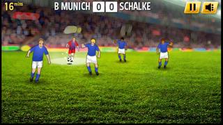 PlayMaker Euro - Football Champions - Star Soccer New Footy Match Simulator screenshot 2