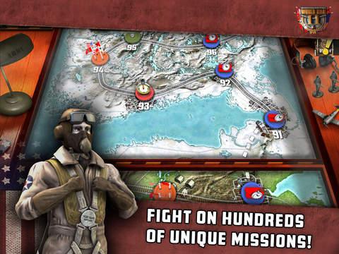 World War II: TCG screenshot 6