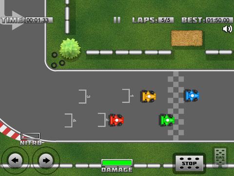 Super Retro Racing screenshot 9
