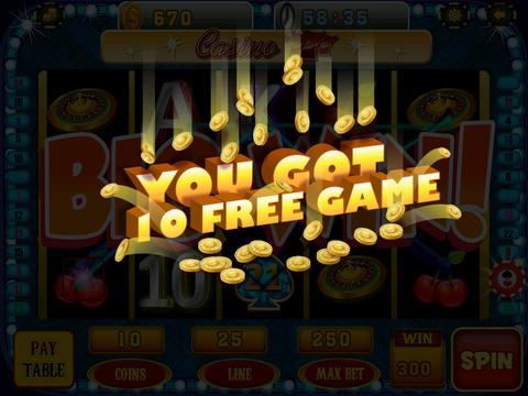 Ace Cherry Slots Free screenshot 7