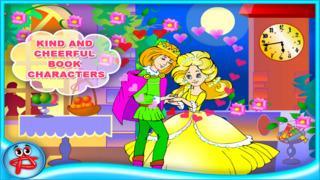 Cinderella Classic Fairy Tale: Book for Kids screenshot 3