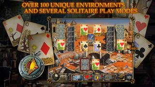 Solitaire Mystery: Four Seasons screenshot 2