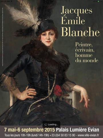 Jacques-Emile Blanche screenshot 6