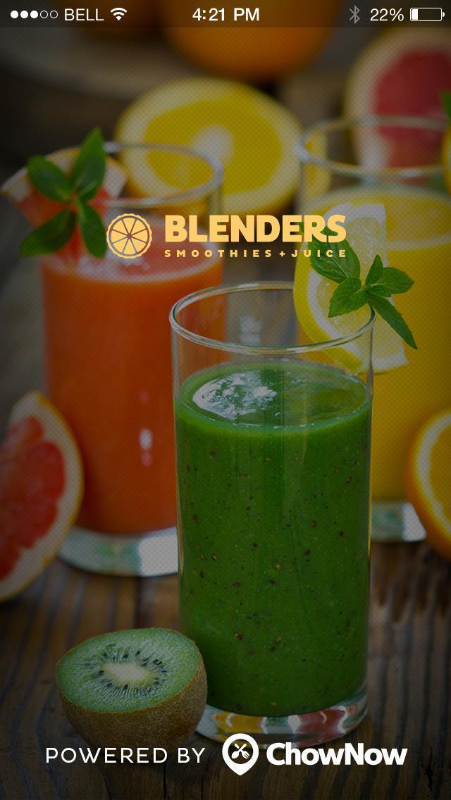 Blenders Smoothies and Juice screenshot 1