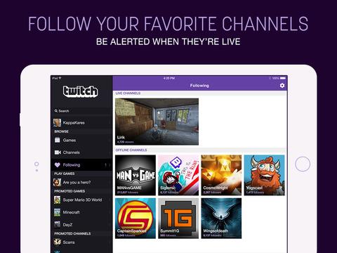 Twitch: Live Game Streaming screenshot 9