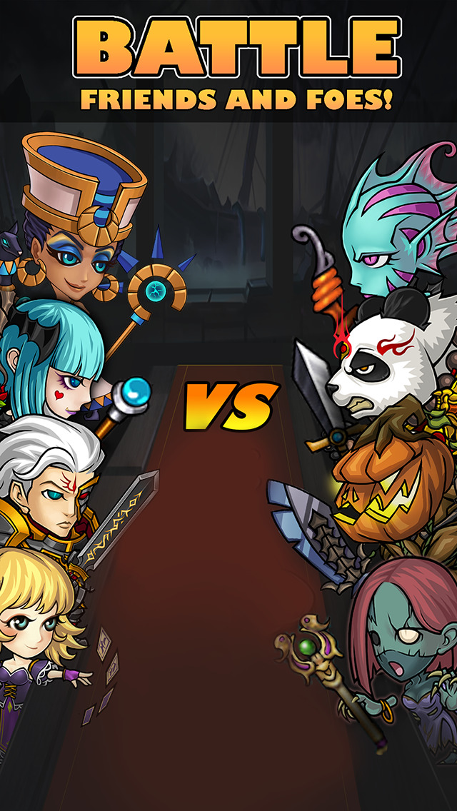 Pocket Knights screenshot #5