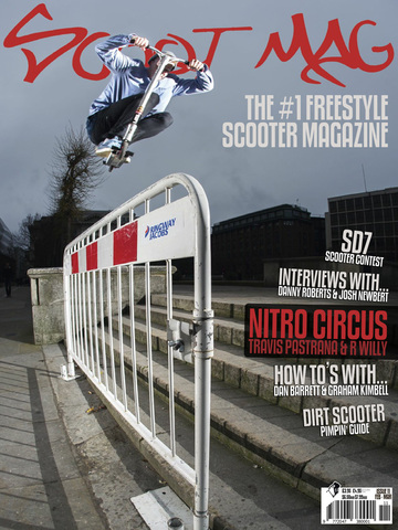 Scoot Mag screenshot 2