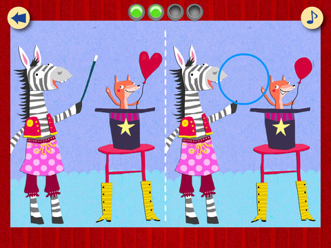 My First App - Circus screenshot 8