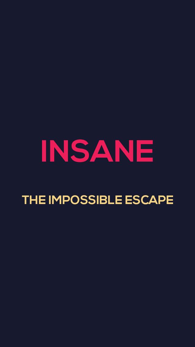 Insane - The Impossible Escape screenshot 1