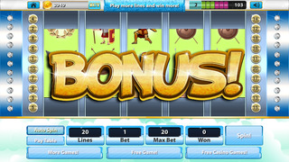 Acropolis Slots Greek God of Riches Casino 777 - ( Win Big With Lucky Bonus Games ) Free screenshot 4