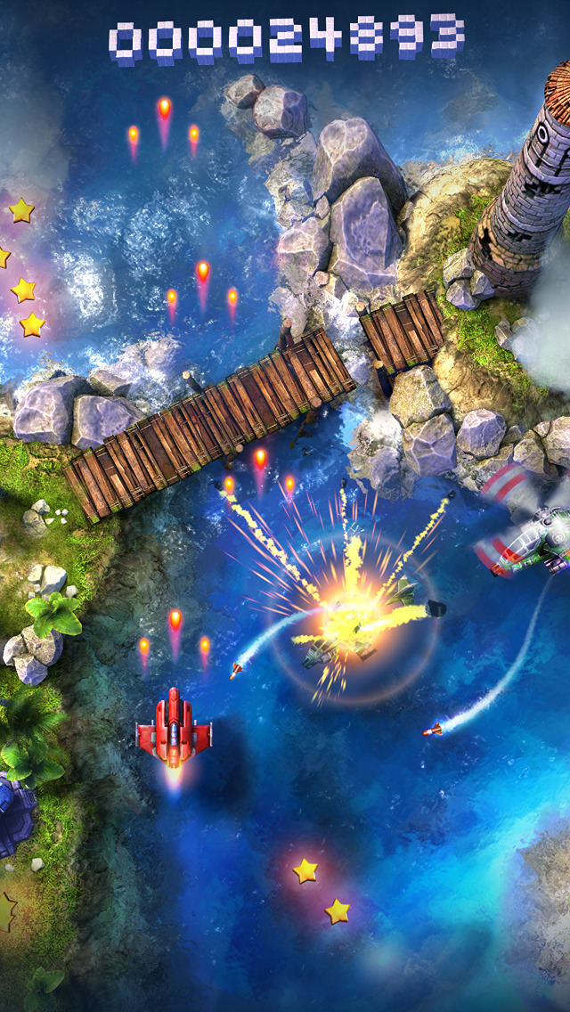 Sky Force 2014 screenshot 1