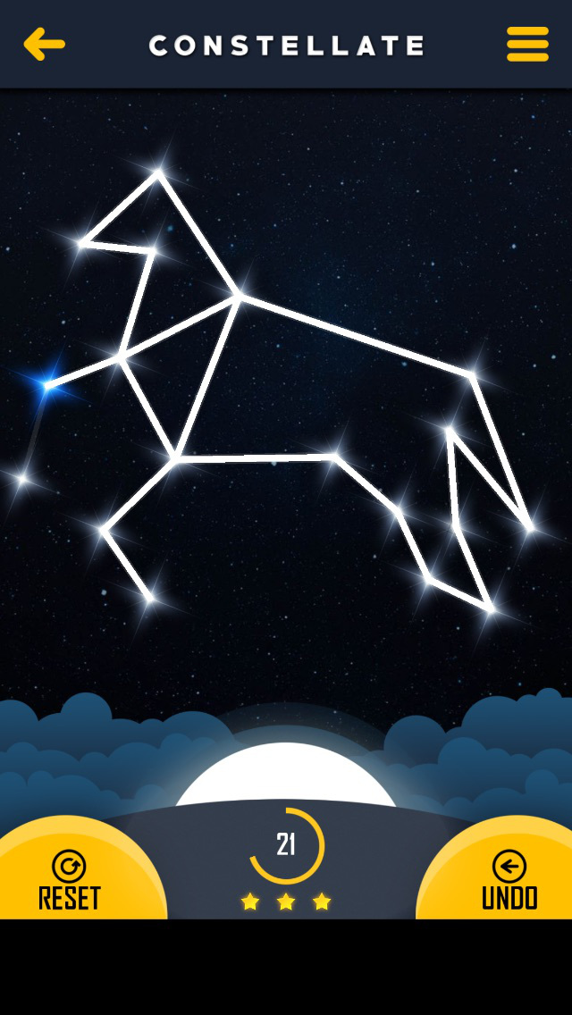 Constellate - Space Puzzles screenshot 2