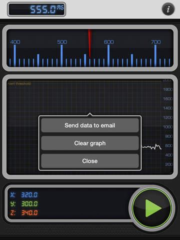 Teslameter 11th: Pro Metal Detector screenshot 7