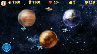 Satellite Rush screenshot 4
