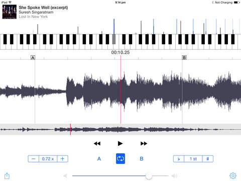 AudioStretch screenshot 4