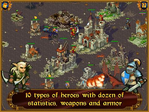 Majesty: Fantasy Kingdom Sim screenshot 7