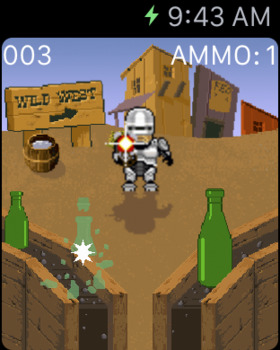 Guns n' Bottles - The fastest fingers in the west screenshot 13