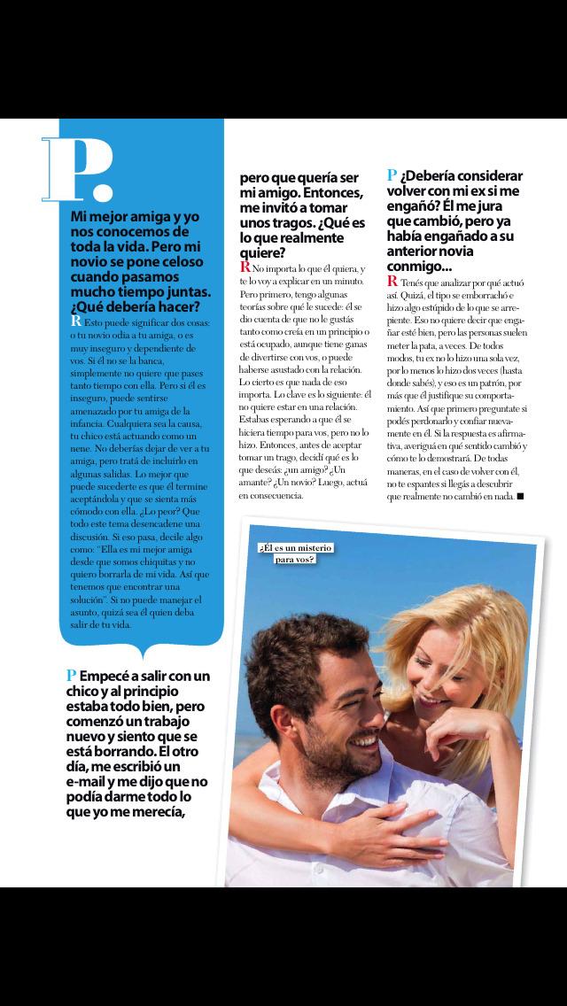 Cosmopolitan Argentina screenshot 2