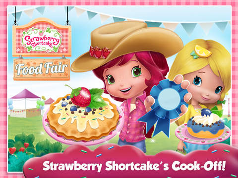 Strawberry Shortcake Food Fair screenshot 6