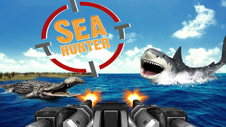 Sea Monster Shooting Strike 3D screenshot 1