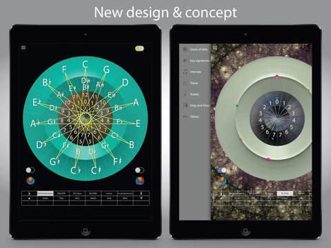 Circle of 5ths, 5th Edition screenshot 7