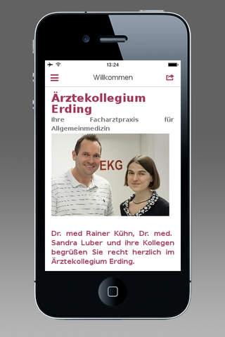 Ärztekollegium Erding - náhled