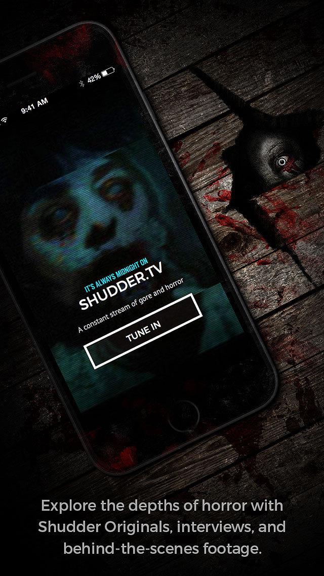Shudder: Horror & Thrillers screenshot 4