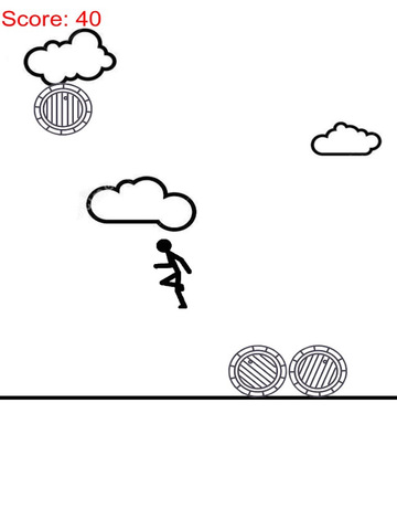 A Stickman On Paper - Raindrop Of Barrel screenshot 5
