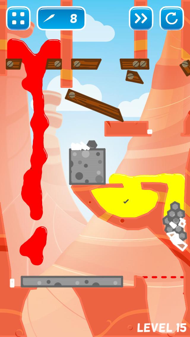 Splash Canyon - Water Puzzles screenshot 2
