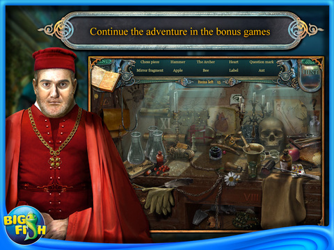 Echoes of the Past: The Revenge of the Witch HD - A Hidden Object Game with Hidden Objects screenshot 4