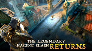 Dungeon Hunter 5 screenshot 1