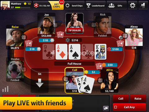 Zynga Poker Classic – Texas Holdem screenshot 7